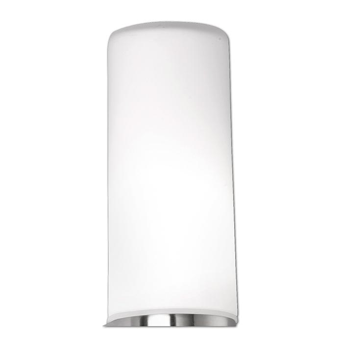Ersatzglas 92647-01 Lampenglas matt weiß für Trio Badleuchte DANILLO 280710107, 280710207 4017807244779 4017807244793