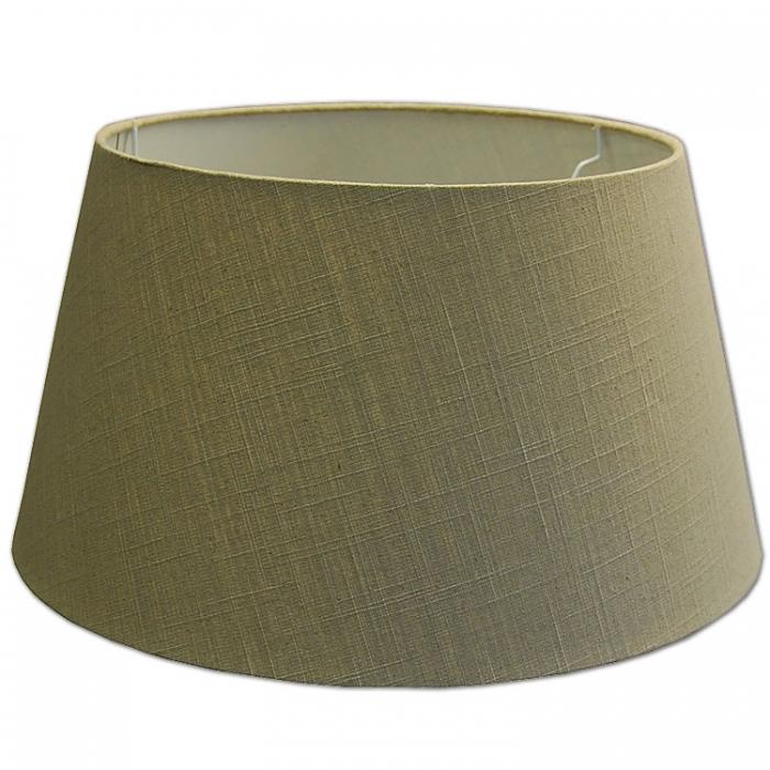 Light & Living Lampenschirm Ø 40cm LEINEN sand für E27