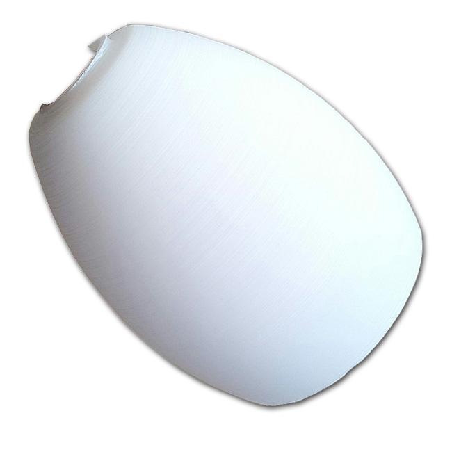 Ersatzglas 92461-01 Glas für Trio Leuchte mit G9 Halogen-Fassung Serie 222170206, 522110206, 422110306, 422190306, 122110706, 322110506, 622110606,