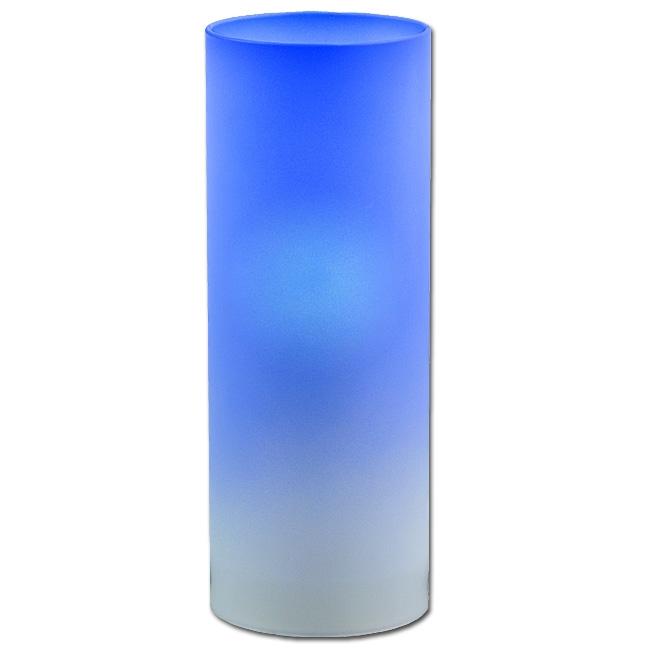 Ersatzglas 9316-12 Lampenglas blau für Trio Tischleuchte 5000011-12