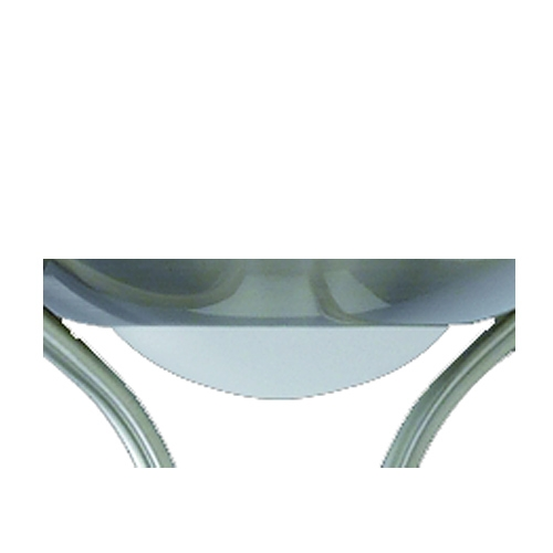 Trio Ersatzglas 9800 Unterglas Schale für Deckenfluter 472910207, 472910208, 4329021-07