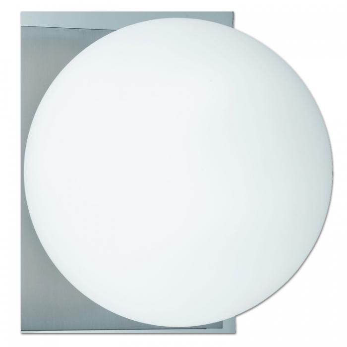 Ersatzglas 9583 Lampenglas matt für Trio Badleuchte HAMAR 2802011-07 HAMAR