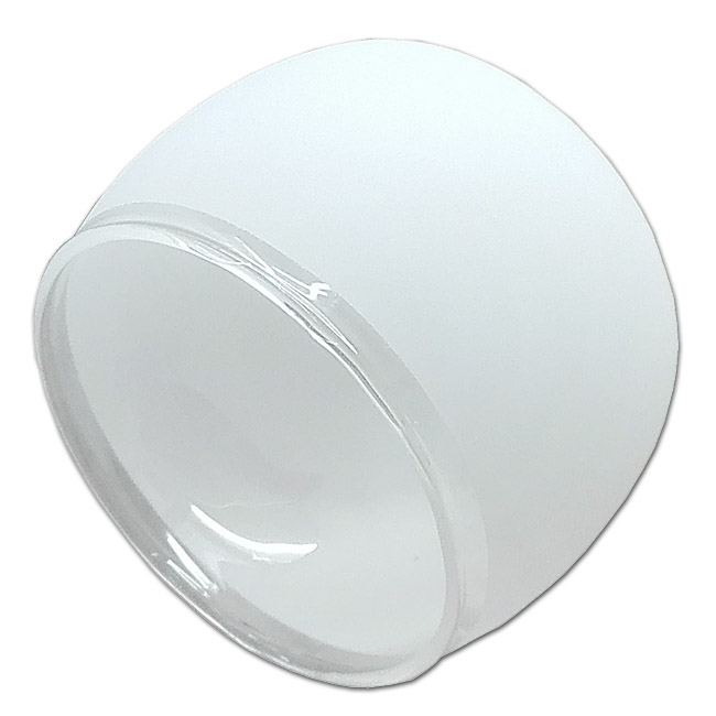 Esto Lampenglas für Pendelleuchte Kronleuchter StarLed Deckenleuchte Ersatzglas 780009-8 9003348873283 780009-12 9003348873290 Deckenlampe