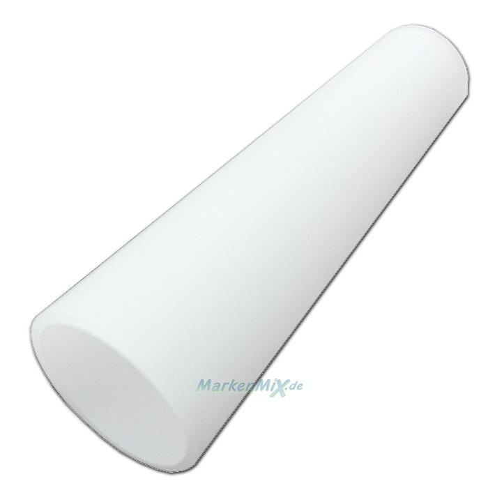 Ersatzglas 92114 Lampenglas opal weiß für Trio Halo-Krone 1170051-07 TORNESH