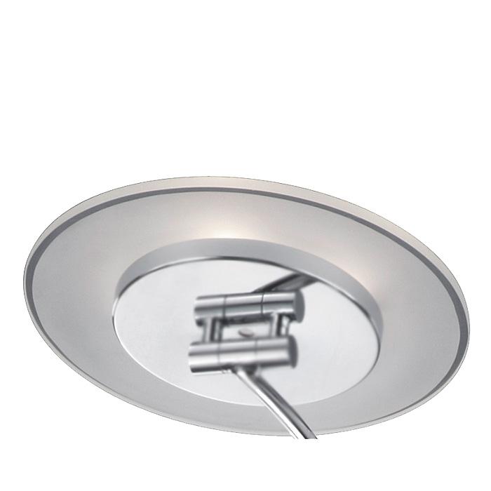 Trio Ersatzglas Fluterglas Scheibe für LED Deckenfluter 423610206