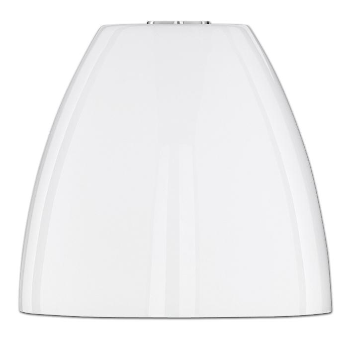 Trio Ersatzglas 92454 Lampenglas weiß glänzend für Leuchte 301300107 401300207