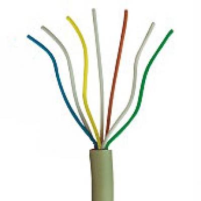 25,0m JY(ST)Y 8x2x0,6 Fernmeldekabel - Kabelrest zum Sonderpreis