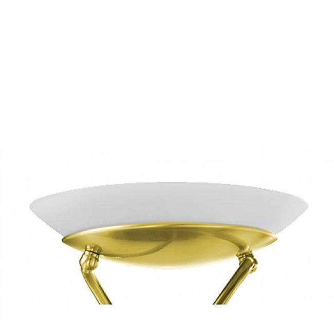 Trio Ersatzglas 92590 Fluterglas Schale für Deckenfluter 427310207, 427310208, 4017807248029, 4017807248036