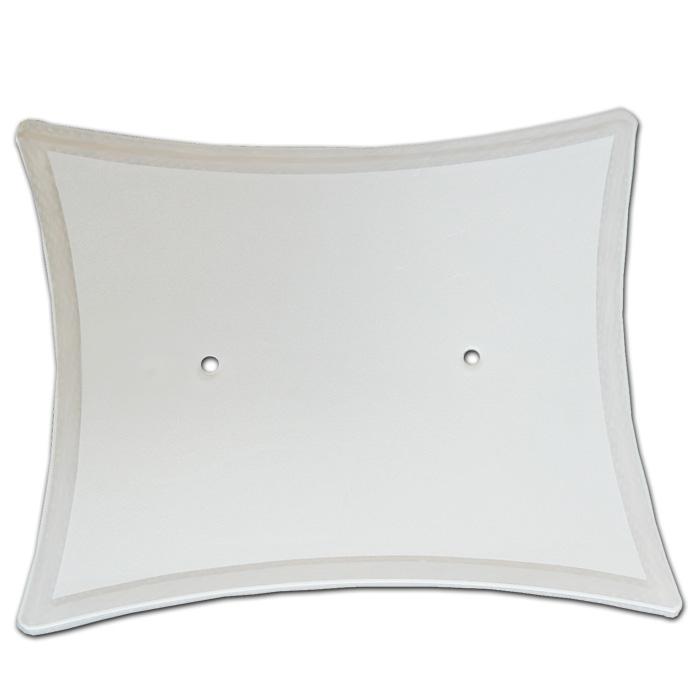 Lampenglas 92423 Ersatzglas Glasscheibe für Trio Leuchte 64041xx 54041xx44041xx