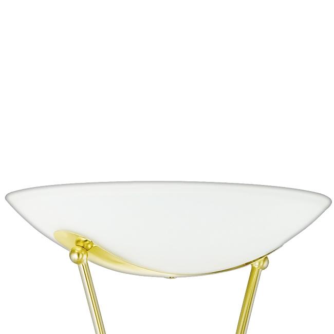 Trio Ersatzglas 92377 Glas Fluterschale für Stehleuchte COMO 436410208