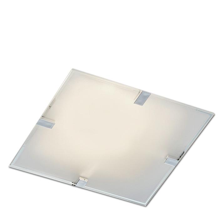 Lampenglas 92420 Ersatzglas Glasscheibe 20x20cm für Trio Deckenleuchte ESPEJO 601100100