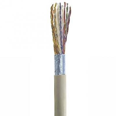 12,0m J2YSTY 4X2X0,6 STIIIBd ISDN-Leitung geschirmt - Kabelrest zum Sonderpreis