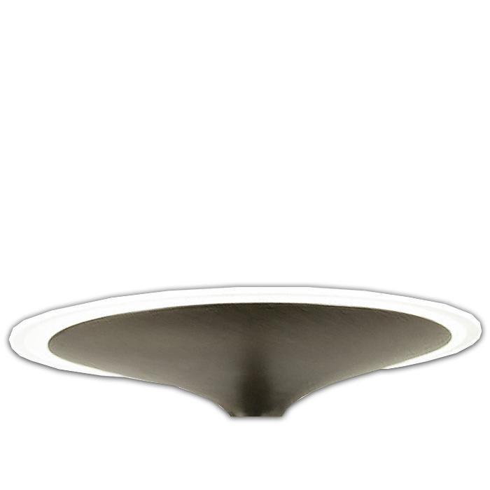 Trio Ersatzglas 92683 Lampenglas Scheibe für LED Fluter 426910204 / 07