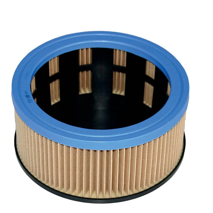 Starmix FP 3600 Faltenfilter-Patrone 411729 4011240411729 für NSG / NTS / GS / HS / AS-Serie bis 55l-Behälter, ohne Rüttler