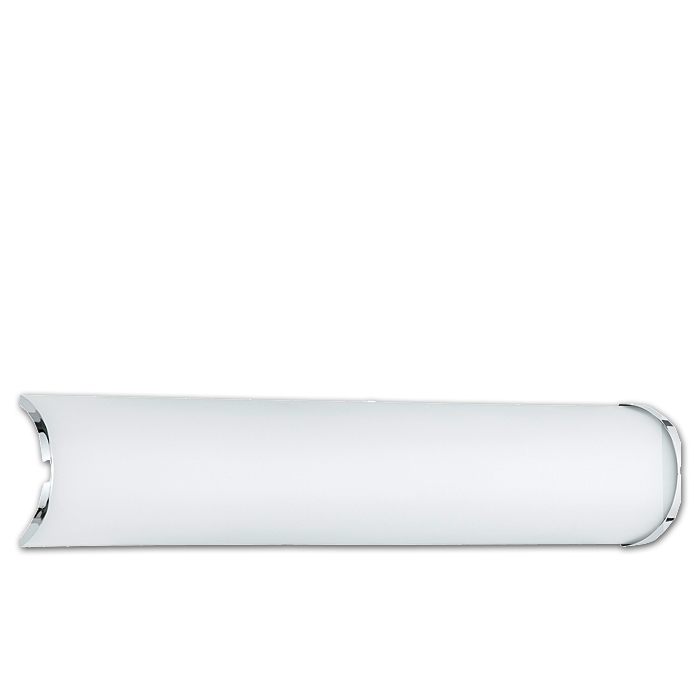 Ersatzglas Trio 9579 Lampenglas weiß satiniert L40cm für Bad-Wandleuchte 2803031-06 XAVI