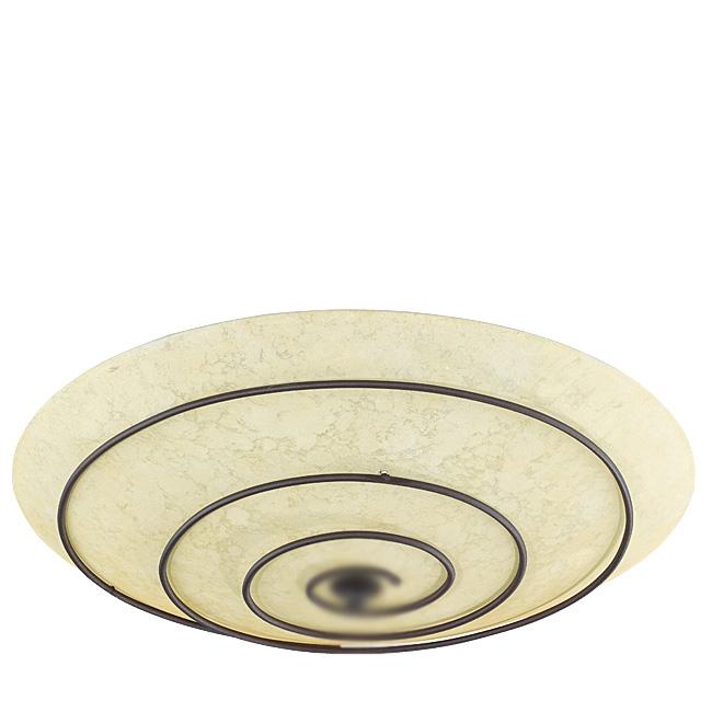 Trio Ersatzglas 92403 Lampenglas für Deckenleuchte CAMPO 600900224