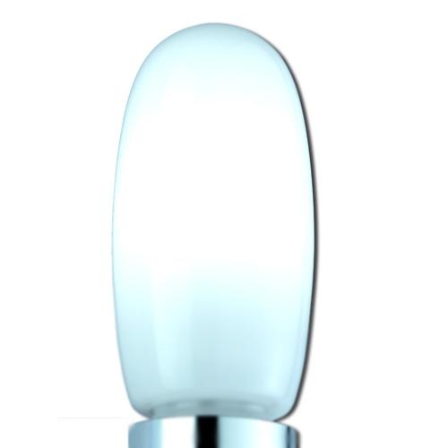 Ersatzglas 9577 Lampenglas für Trio Badleuchte 2801021-07, 2801311-07  EURICO
