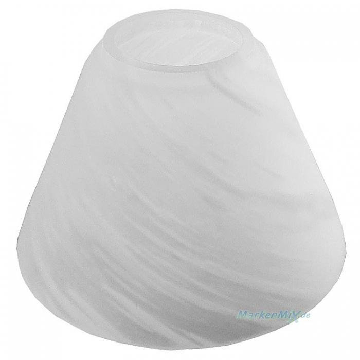 Trio Ersatzglas alabasterfarbig weis Glasaufsatz für Pendelleuchte 3739041-07 Glasschirm Glasschirmchen Glashaube Gläschen zu  3739041-24 4017807108378 Trio-Lighting Arnsberg