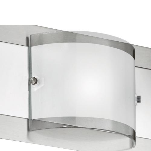 Trio Ersatzglas 92235 Lampenglas für 224510406 Glasschirm 224570206 Glas zu 224510306 Glasscheibe 624510506 Ersatzscheibe