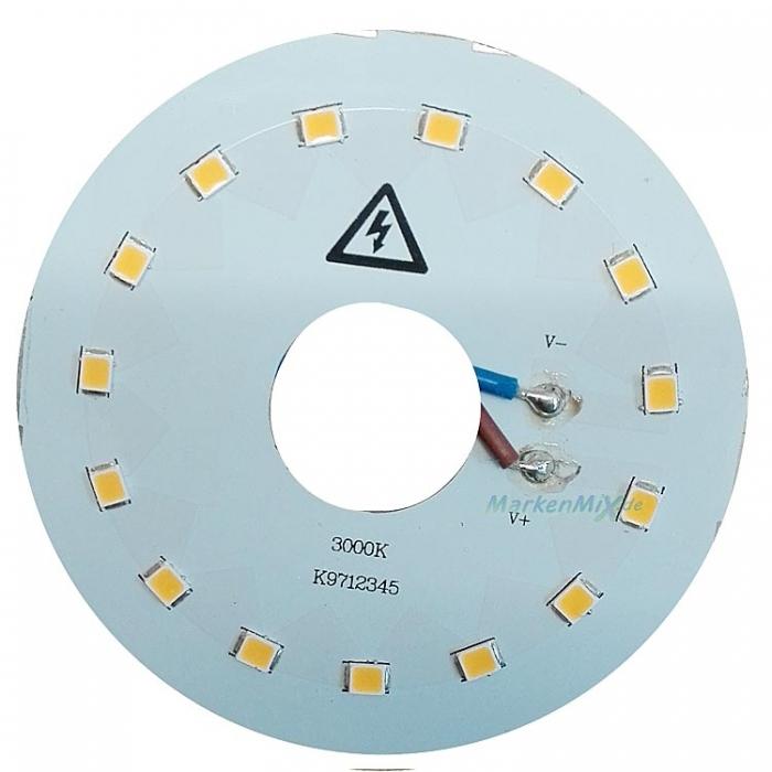 Trio SMD LED Modul 4W 350lm Platine für Leuchte Ventura 529990103 529990106 529990107 529990124 K9712345 4017807248364 4017807248371 4017807248357 4017807248340