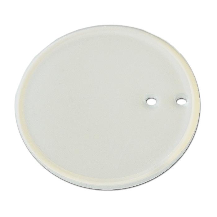 Trio Ersatzglas 9542 flaches Lampenglas für 6336051-07, 6336101-07, 2636231-07