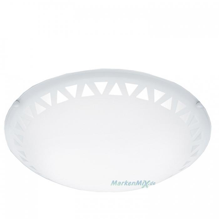Trio Ersatzglas 92708-01 Lampenglas Ø 25cm für LED Deckenleuchte PACCO  677111001, 677111087, 4017807274400, 4017807274417,