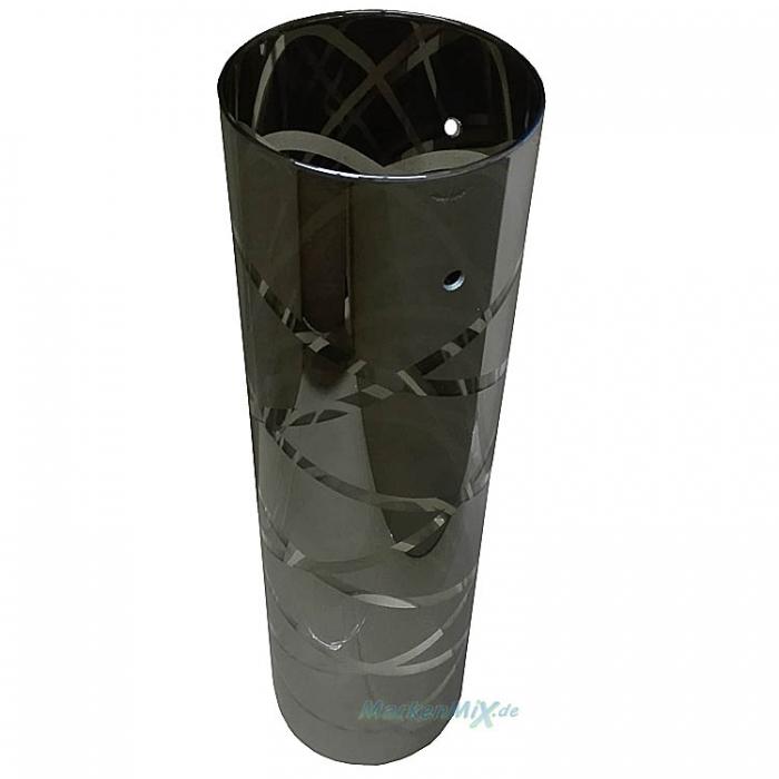 Reality Ersatzglas RG3017-54 Glasschirm für Pendelleuchte Romano Glaszylinder für R30171054  R30173054 Ersatzlampenglas 4017807420234 Ersatzschirm Glaszylinder zu Trio-Lighting Arnsberg Reality Leuchten 4017807422917  4017807420227