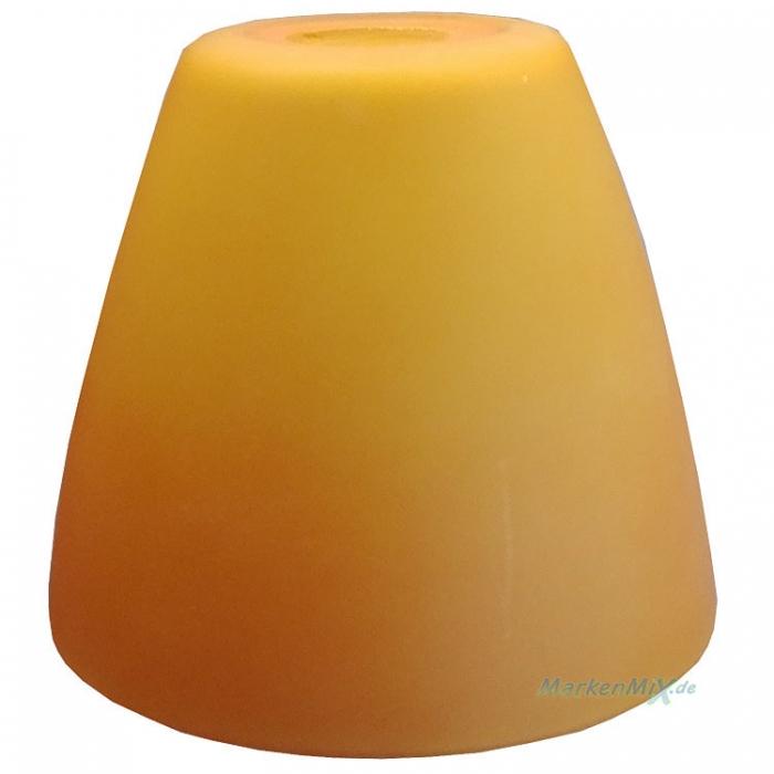 Trio Ersatzglas 9391 amber Glas für Pendelleuchte 3410031-24 und Pendellampe 3410041-24 Glasschirm  Lampenglas 4017807104318 Glaskuppel