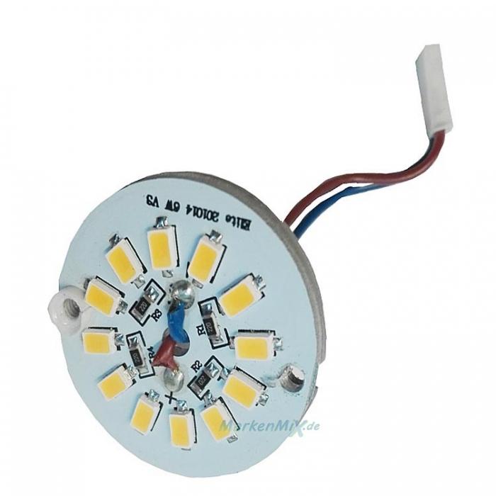 Eglo ET1224 LED Modul 6W 400lm 3000K Platine für Leuchten Serie Aggius 31501 31502 31503 91545 91546 91547 91548  9004384518428 Elite 201014 6W VS
