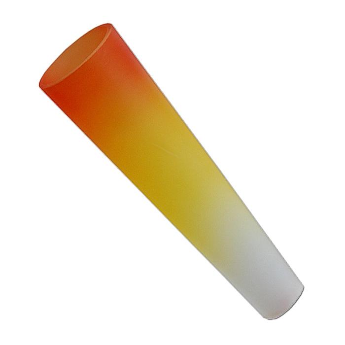 Trio Ersatzglas orange/gelb/weiß 92110-17 Lampenglas für Serie 2670911-17  5470911-17  4470921-17  6370961-17   4017807114010