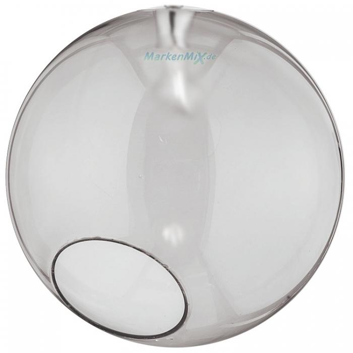 Reality Ersatzglas rauchfarbig smoke Glasschirm Ø 35cm für Pendelleuchte Clooney R30071954 Kugelglas 4017807417609 Ersatzlampenglas Ersatzschirm Glas zu 4017807407624