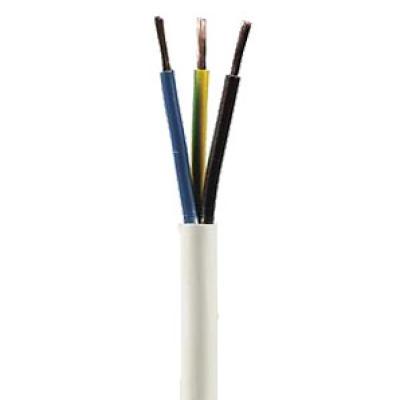 H05VV-F 3G0,75 mm