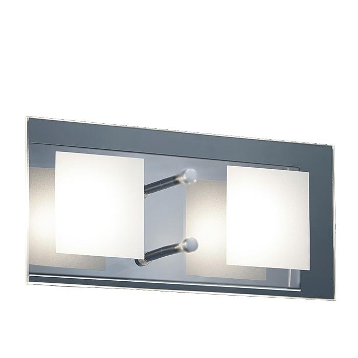 Trio Lampenglas Ersatzglas 92676-26 Glasscheibe für LED Wandleuchte ANTONIO 227970206