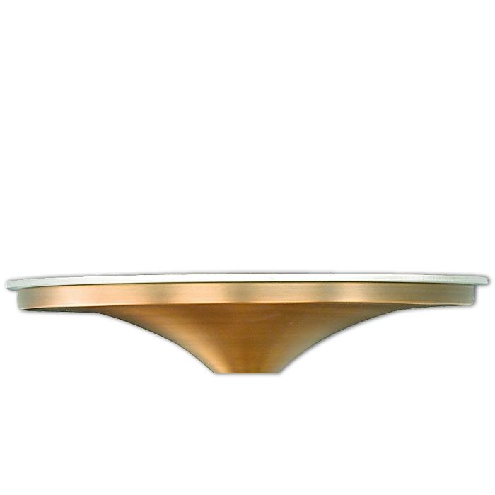 Trio Ersatzglas 92694 Fluterglas Scheibe für LED Fluter 429110104 / 07