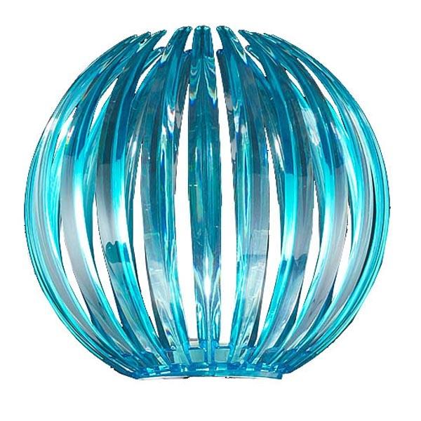Ersatzglas 92391-15 Trio Acrylball türkis für Stehleuchte ZUCCA 404010215 bestehend aus 4 Teilen