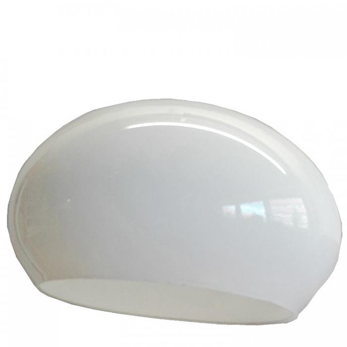 Lampenglas glänzend für Five Fingers Stehleuchte Glasschirm passt auch auf Reality R4205-01 ist aber glänzend!!!  Glasschale 4017807187502 Glaskugel Glaskuppel 4017807110500 - Glas ist aus Ausstellungstück!