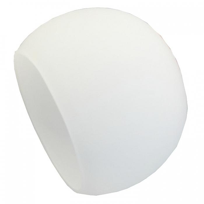 Rabalux Ersatzglas 19062 Lampenschirm opal weiß für Leuchten-Serie Aurel 6351 6353 6352 6354 Glasschirm 5998250363516 Ersatzlampenschirm 5998250363530 Lampenglas 5998250363523 Ersatzschirm  5998250363547