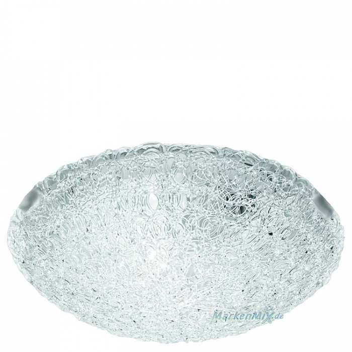 Trio Ersatzglas aus Acryl Ø 30cm für Deckenleuchte Sweety Abdeckung für 607800100 Acryl-Lampenschirm 4017807198683 Ersatzschirm