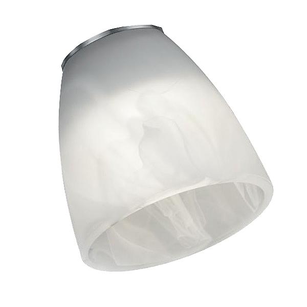 Trio Ersatzglas 92734 Glas für LED Leuchten-Serie Levisto 871010107, 871010108, 871010207, 871010208, 871010307, 871010308, 871010407, 871010408, 871010607, 871010608, 871090307, 871090308,  871210107 871210207 871210407 871210607