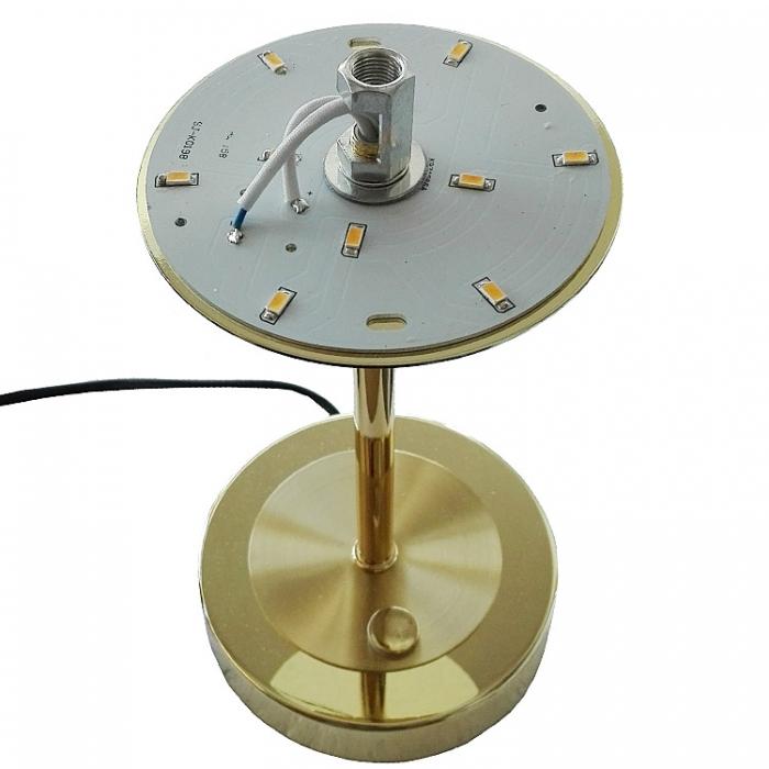 Trio Leuchten LED Modul 5W, 3000K, 350lm, DC3...8V Platine Ersatzteil u.a. für Trio Serie Pear 528990503 528990506 4017807245790  4017807242287