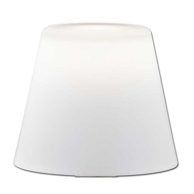 Trio Ersatzglas 92715 Lampenglas für Tischleuchte 573490103 / 06