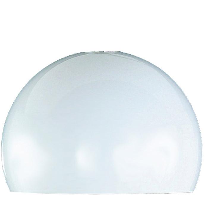 Trio Reality Kunststoffschirm für Bogenleuchte Sola 4200011-06 Lounge R42001006 Ersatzschirm Acryl Haube Ø 40cm 4017807112368 4017807105650 4017807185843