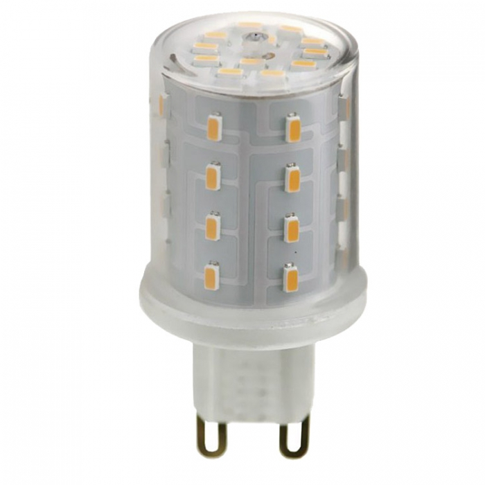 Esto Lighting LED 3W 240lm G9 230V 3000K A+ Leuchtmittel 89518 warmweiß 9003348106459