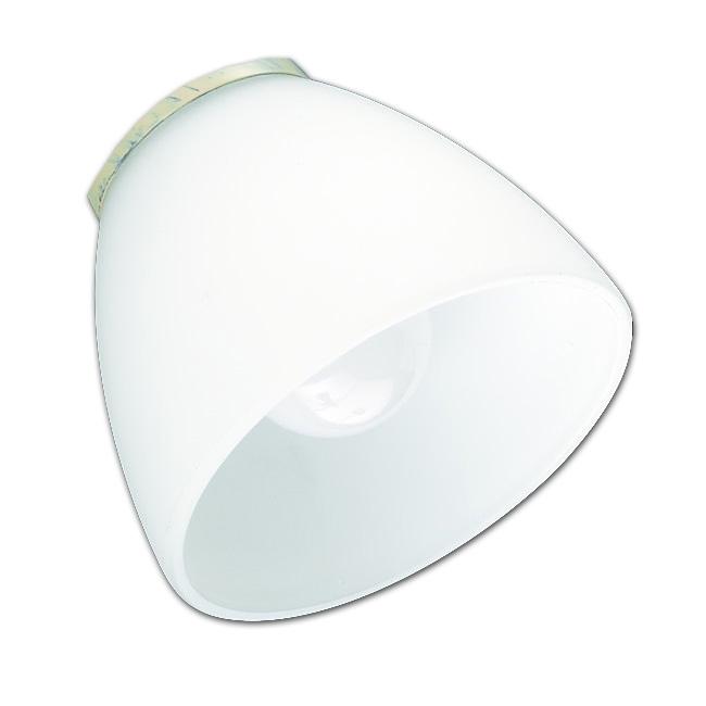 Trio Ersatzglas 92809 Glas weiß für Leuchten-Serie Traditio 110700361 110700561 200700161  500700161 600700361 4017807354232 4017807354218 4017807354171 4017807354157
