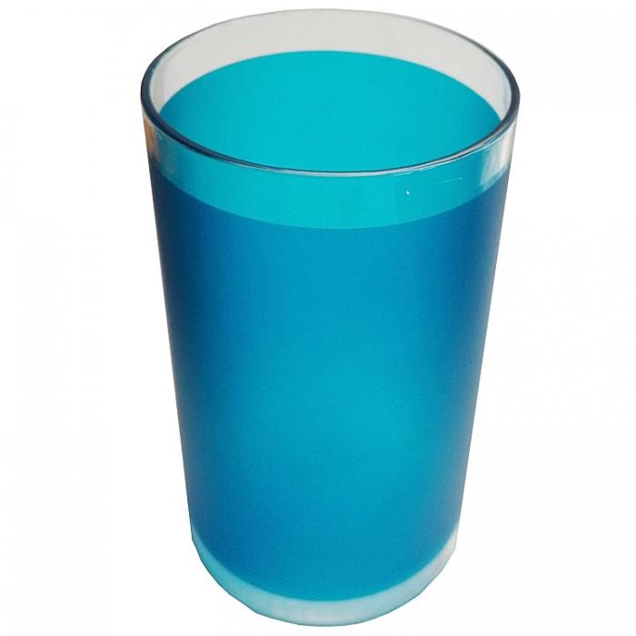 Reality Ersatzglas für Tischleuchte Tube R50041012 Lampenglas in blau metallic 4017807222241 4017807222289