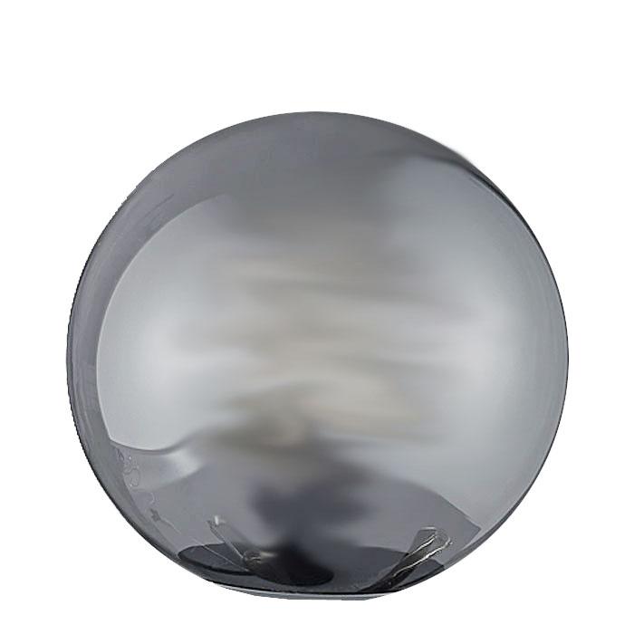 Trio Ersatzglas Ø 16cm Kugelglas rauchfarbig smoke für Leuchten-Serie Pure Glasschirm zu Wandleuchten 202000142 Pendelleuchte 302000342 Tischleuchte 502000142 Ersatzschirm PURE Trio-Lighting Arnsberg 4017807432930