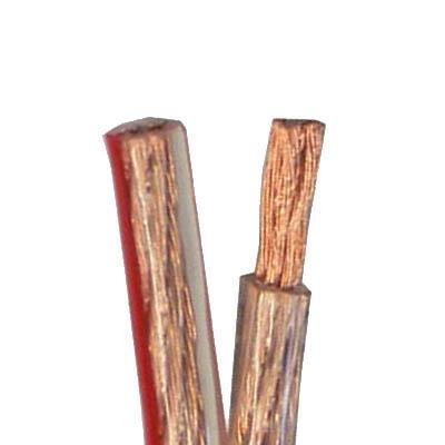 LSP 2x2,5 mm² Lautsprecherkabel Lautsprecherleitung Litze Meterware
