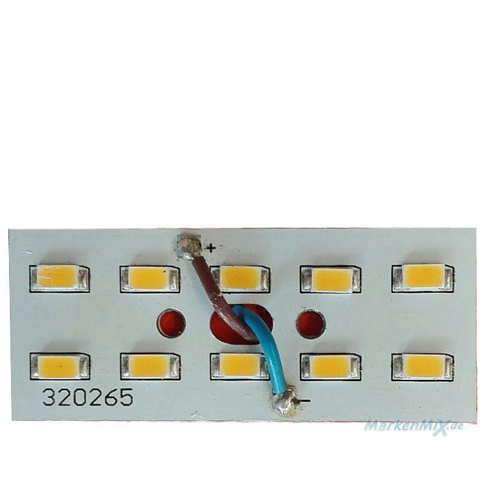 LED Modul 5W 3000K 400lm Ersatz-Platine für Sorpetaler Leuchten Serie Barca 275910 275610 Ersatzteil 275410 275310 275210 275110 275710 275810 SLH Goller GmbH Platine 4021273242214 4021273242177 4021273242153