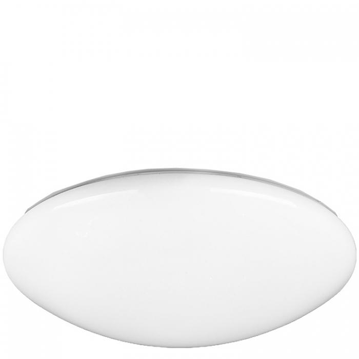 Reality Ersatz-Kunststoff-Schirm weiß Ø 38cm Plastik-Cover für LED-Deckenleuchte Lukida R62961001 Shade Ersatzteil  Reality-RL-Trio-Lighting Arnsberg Ersatzhaube 4017807434071