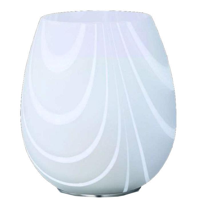 Reality Ersatzglas G59431011 für Tischleuchte Cup Glasschirm R59431001 satiniert mit Streifen in weiß Trio-Lighting Arnsberg 4017807224009 4017807224023
